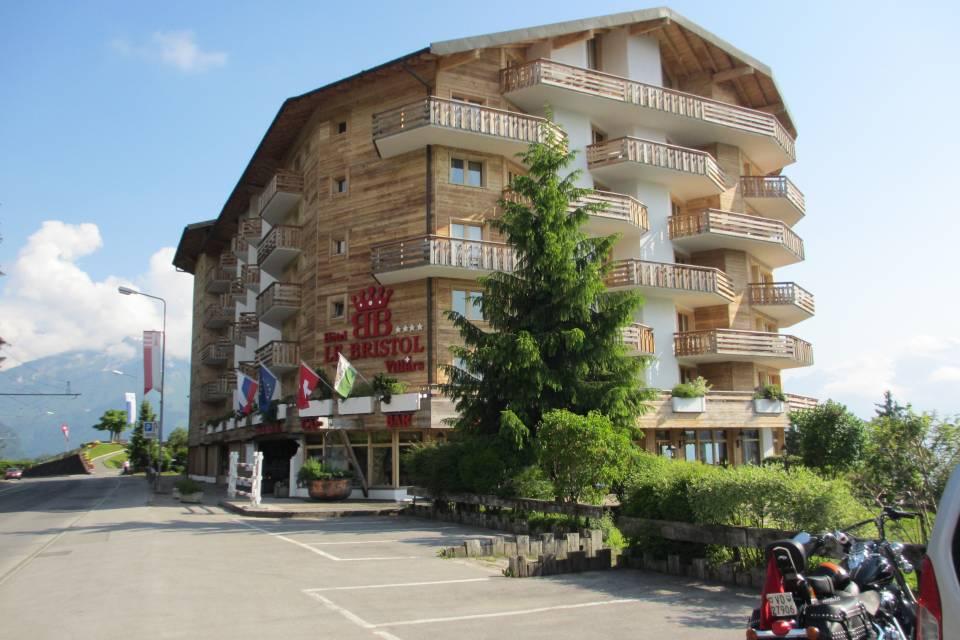Promotion à Villars-sur-Ollon