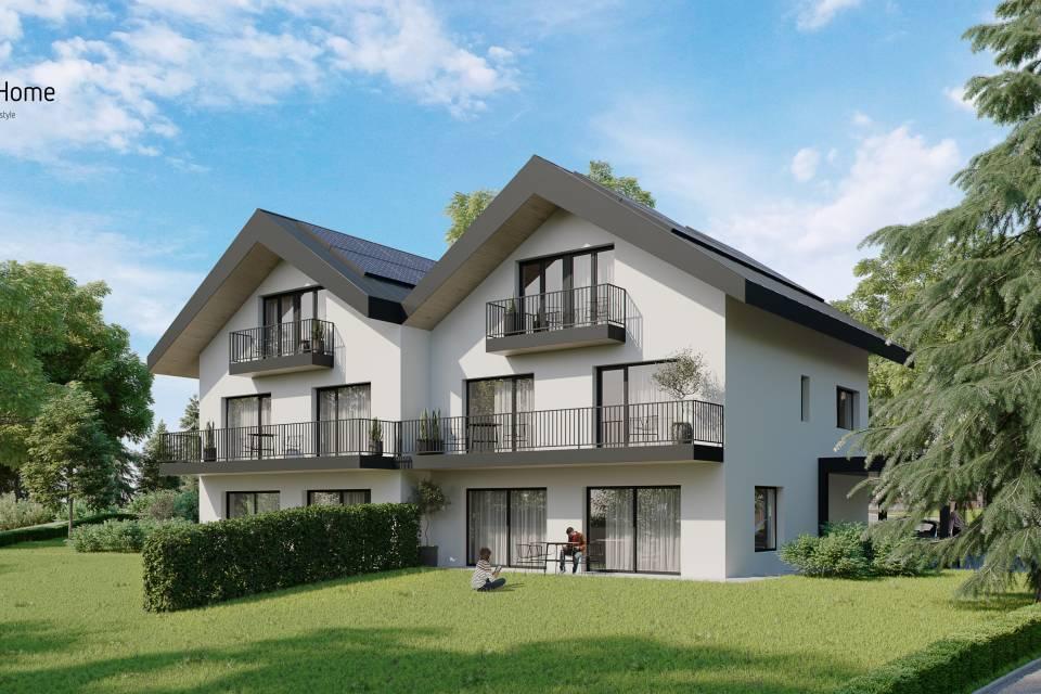 Le Mont-sur-Lausanne / Maison de 6.5 pièces