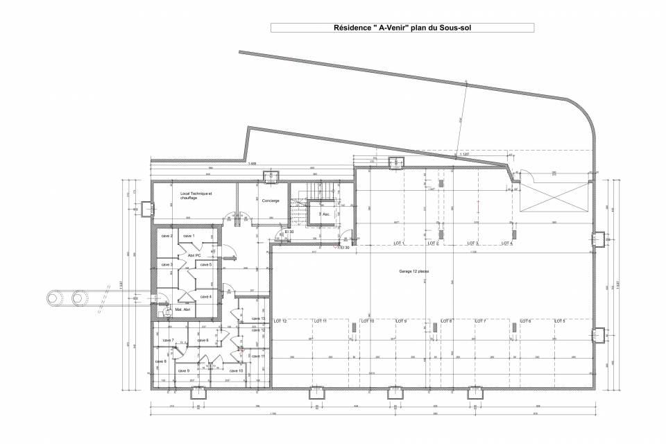 Appartement 2.5 pièces à Boudry