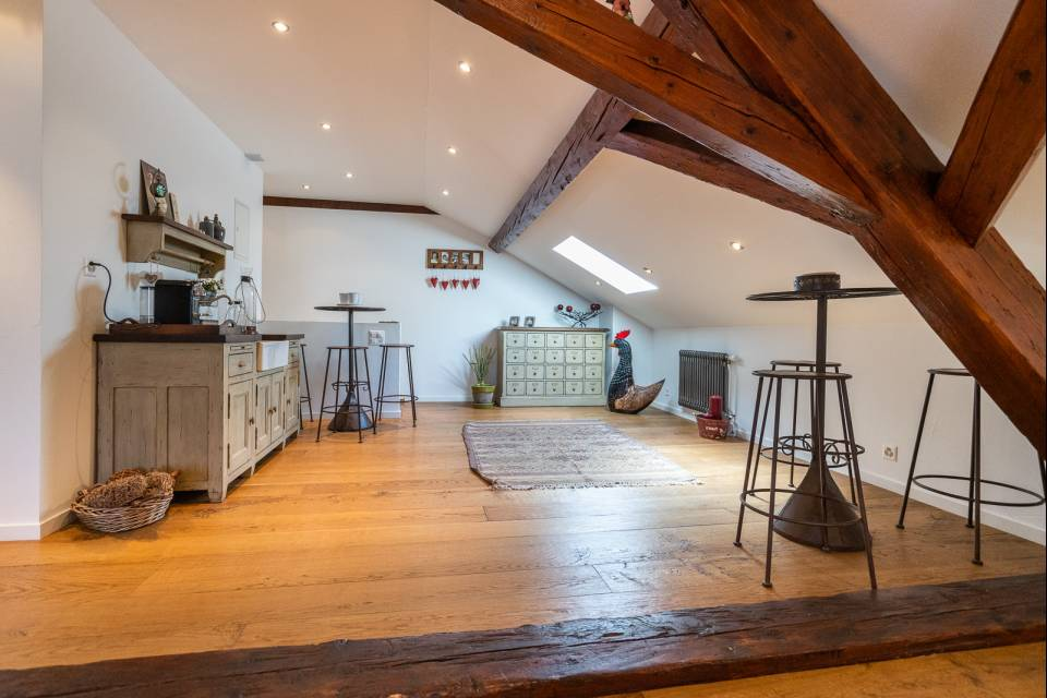 Maison de Village 11 pièces à Burtigny