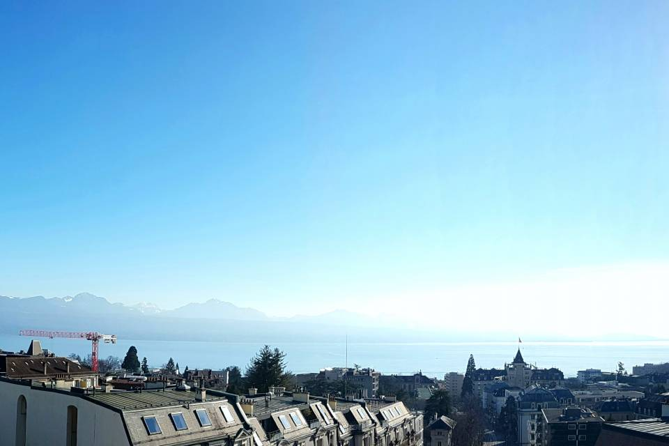 Appartement 2.5 pièces à Lausanne