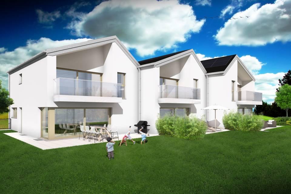 Villa contigüe 5.5 pièces à Echandens