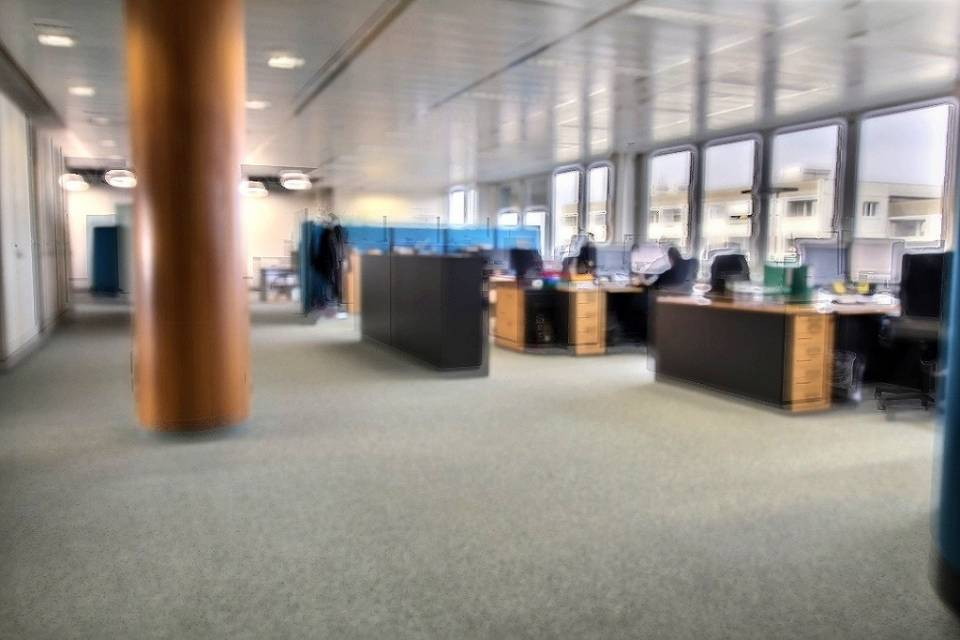 Administratif/Bureau 932 m2 à Renens VD