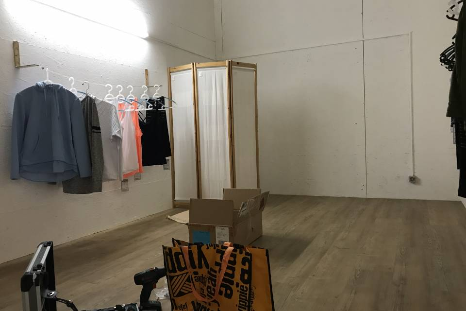Administratif/Bureau 15 m2 à Massongex