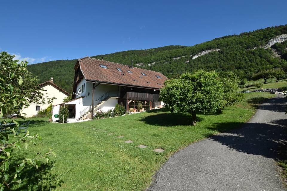 Villa Individuelle 5.5 pièces à Vugelles-La Mothe