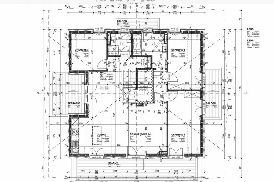 Champéry / Appartement de 4.5 pièces