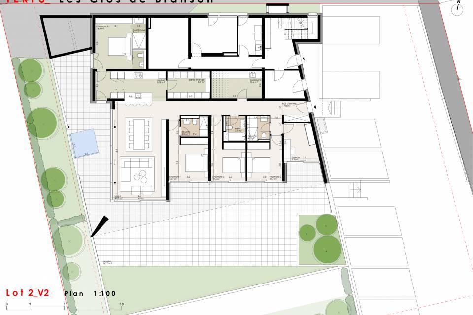 Appartement 5.5 pièces à Fully