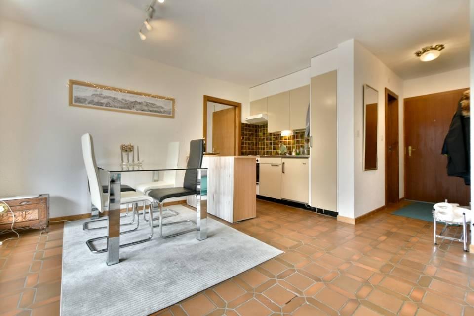 Champéry / Appartement de 2.5 pièces