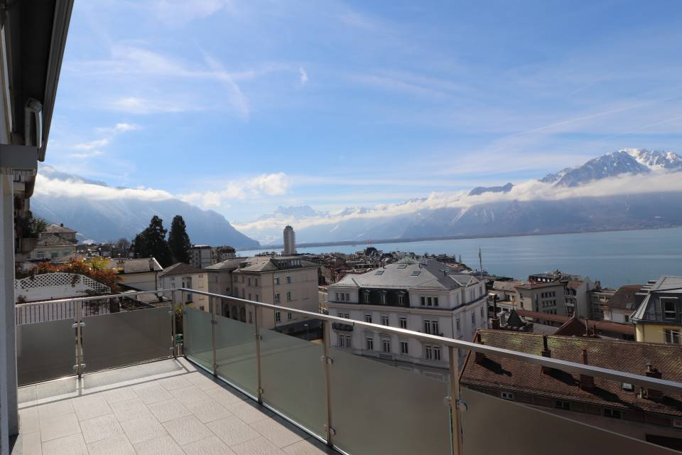 Montreux / Apartment of 4.5 rooms