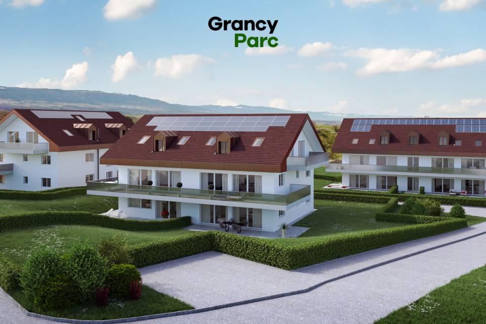 Appartement 3.5 pièces à Grancy