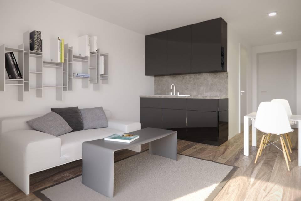 Lausanne / Appartement de 2.5 pièces