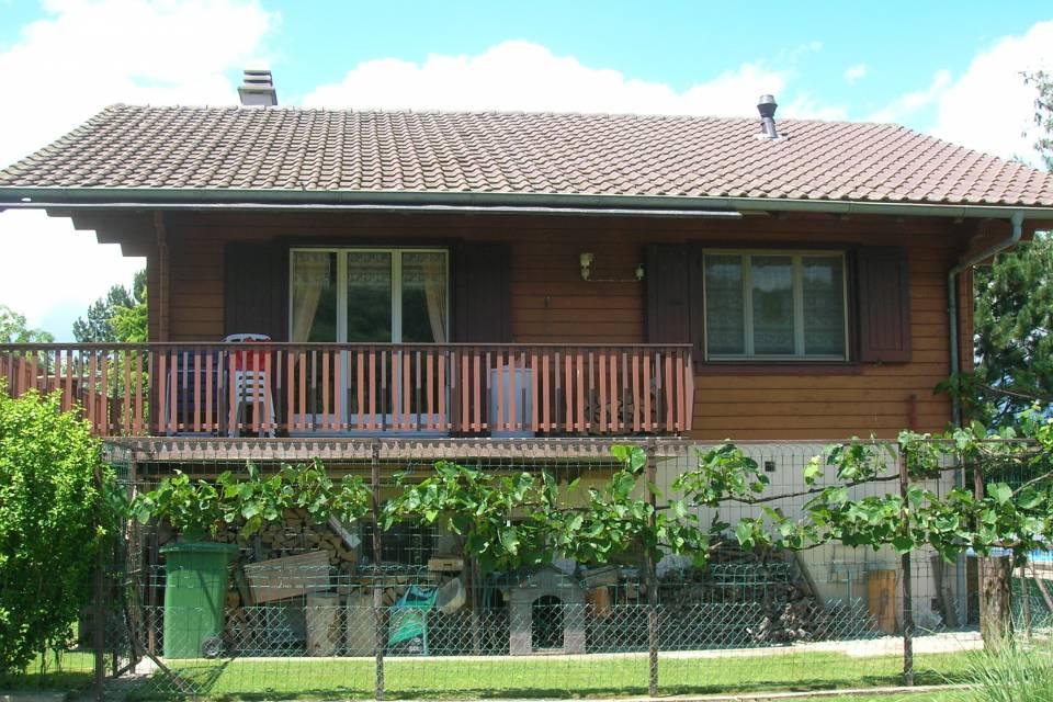 Villa Individuelle 4.5 pièces à Yvonand