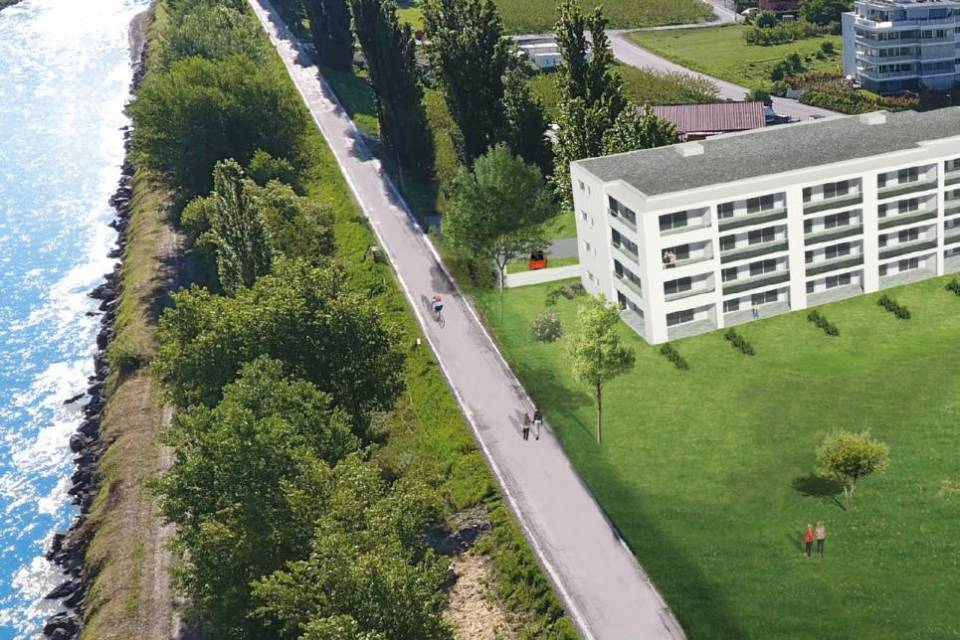 Appartement 3 pièces à Sion