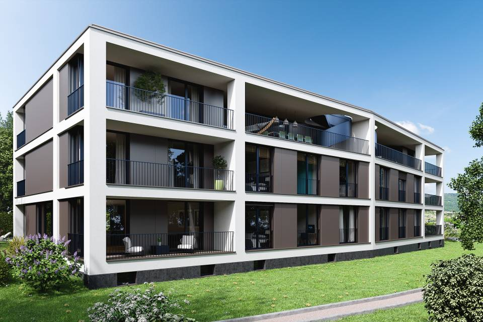 Appartement 5 pièces à Versoix