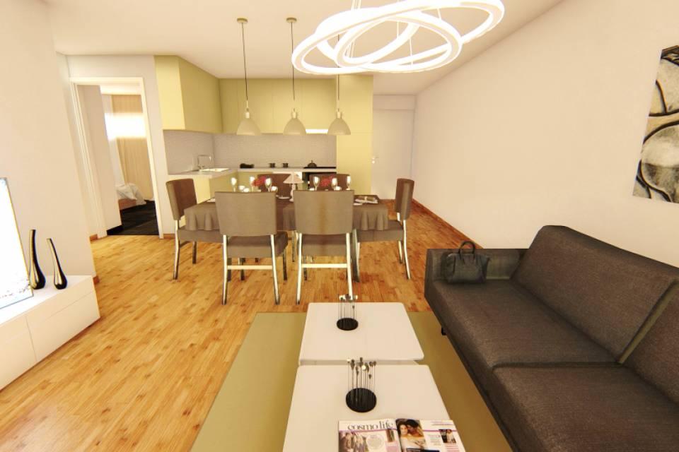 Appartement 3.5 pièces à Charrat