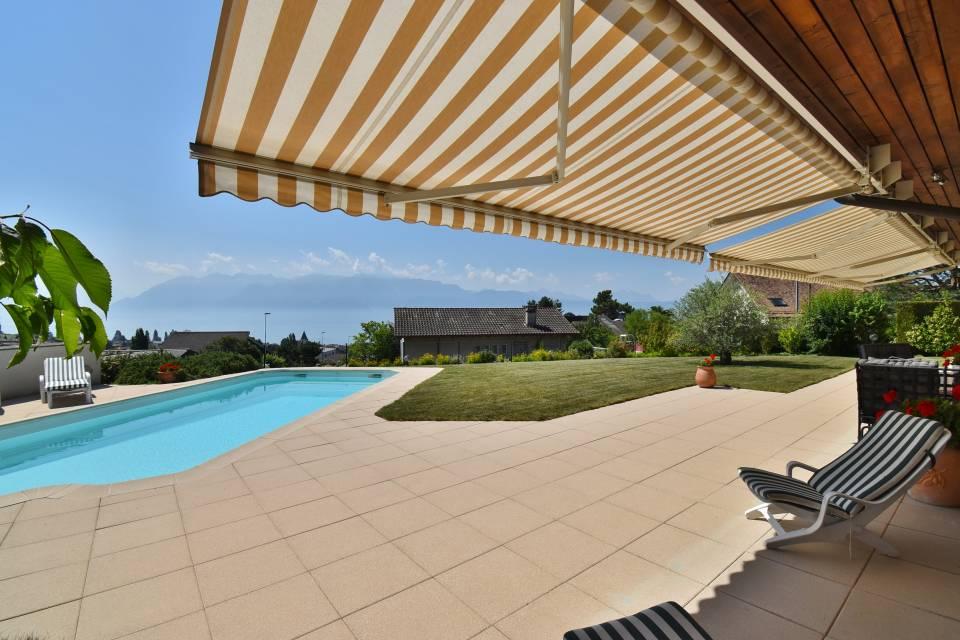 Villa Individuelle 7 pièces à Lutry