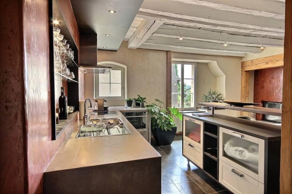 Chavannes-le-Veyron / Maison de 10 pièces