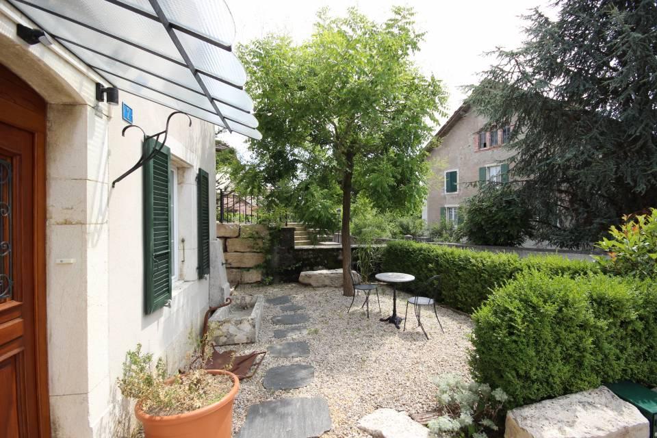 Maison 10 pièces à Chavannes-le-Veyron
