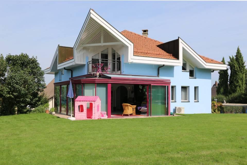 Villa Individuelle 9.5 pièces à Payerne