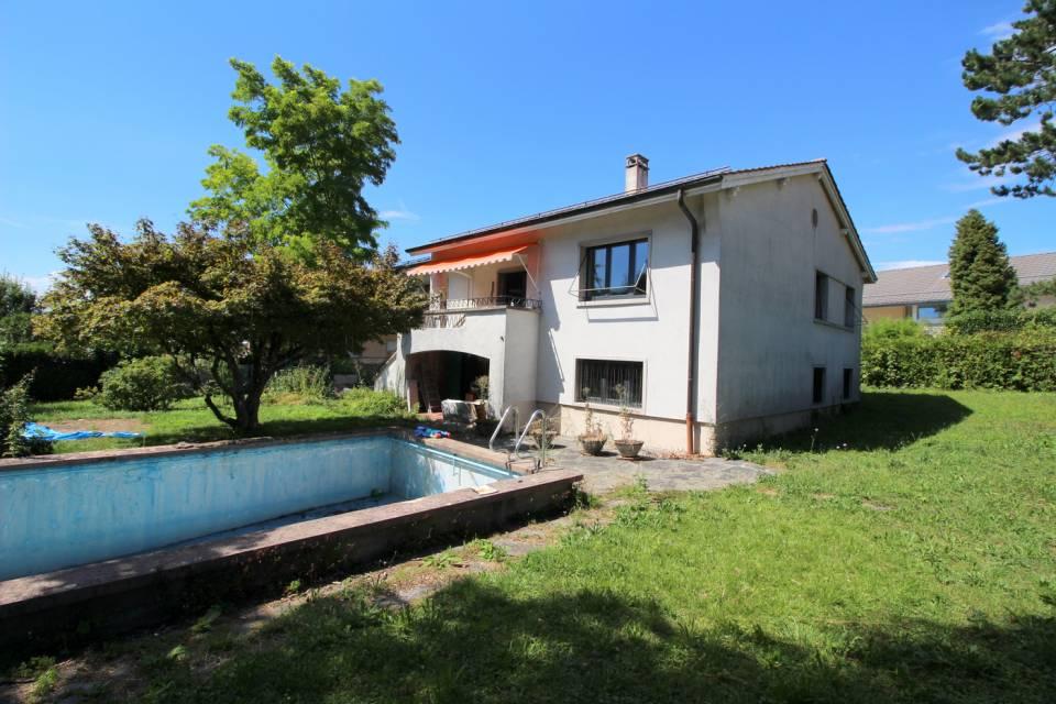 Villa Individuelle 7 pièces au Mont-sur-Lausanne