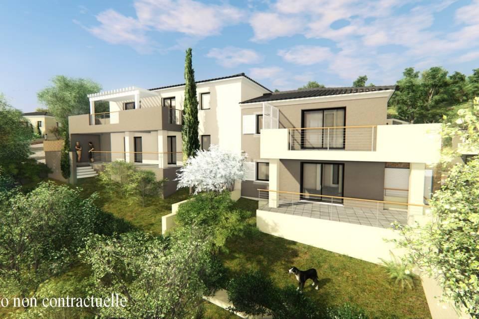 Appartement 3 pièces à Sari Solenzara