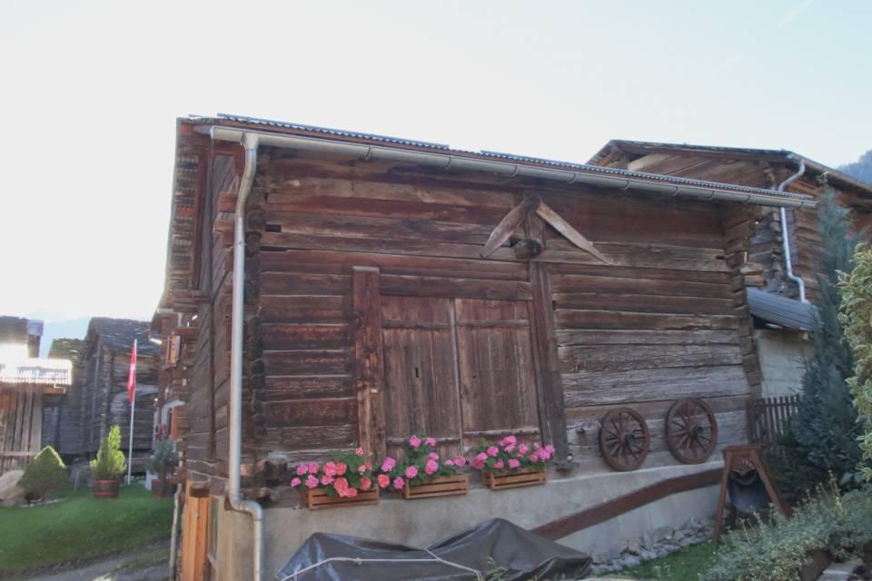 Bruson / Maison de 1 pièces