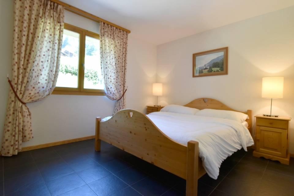 Appartement 2 pièces à Val-d'Illiez
