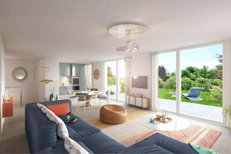 Appartement 6.5 pièces à Bogis-Bossey