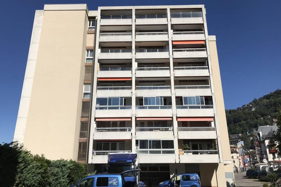 Veytaux / Appartement de 2.5 pièces