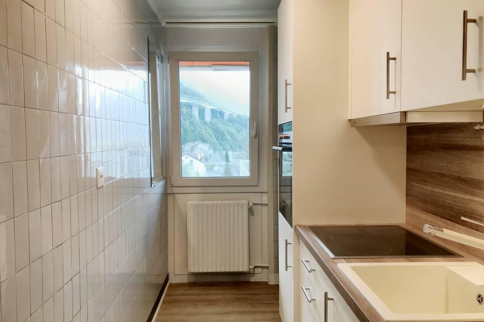 Appartement 2.5 pièces à Veytaux
