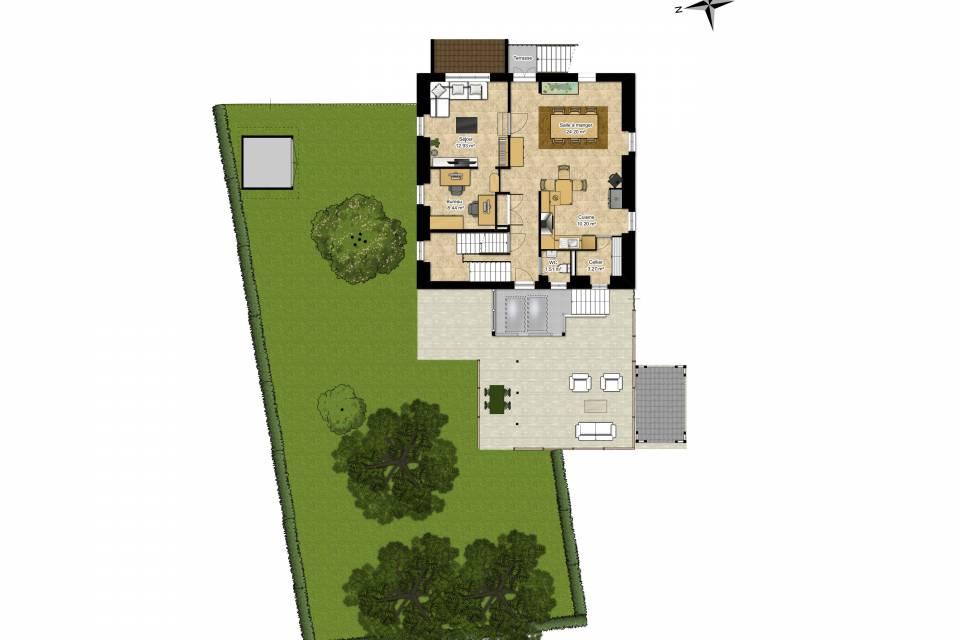 Villa Individuelle 10 pièces à Dorénaz