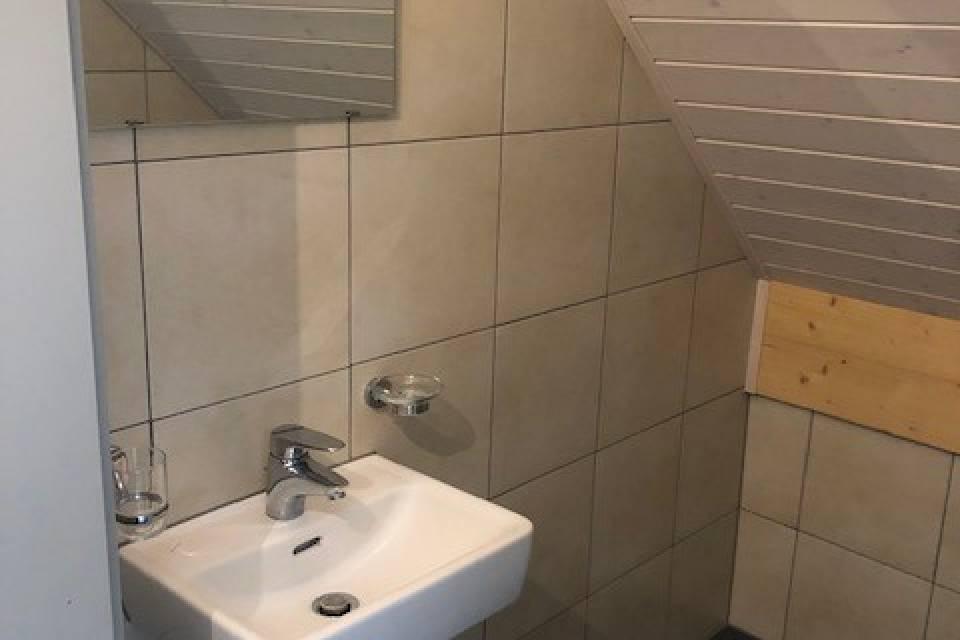 WC entrée