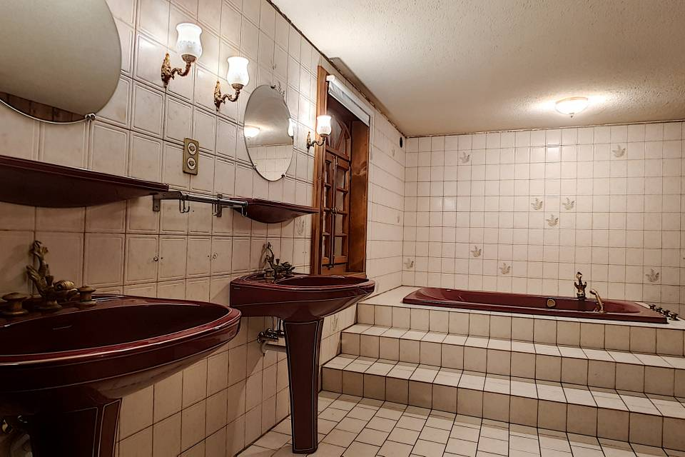 Salle de bain rez