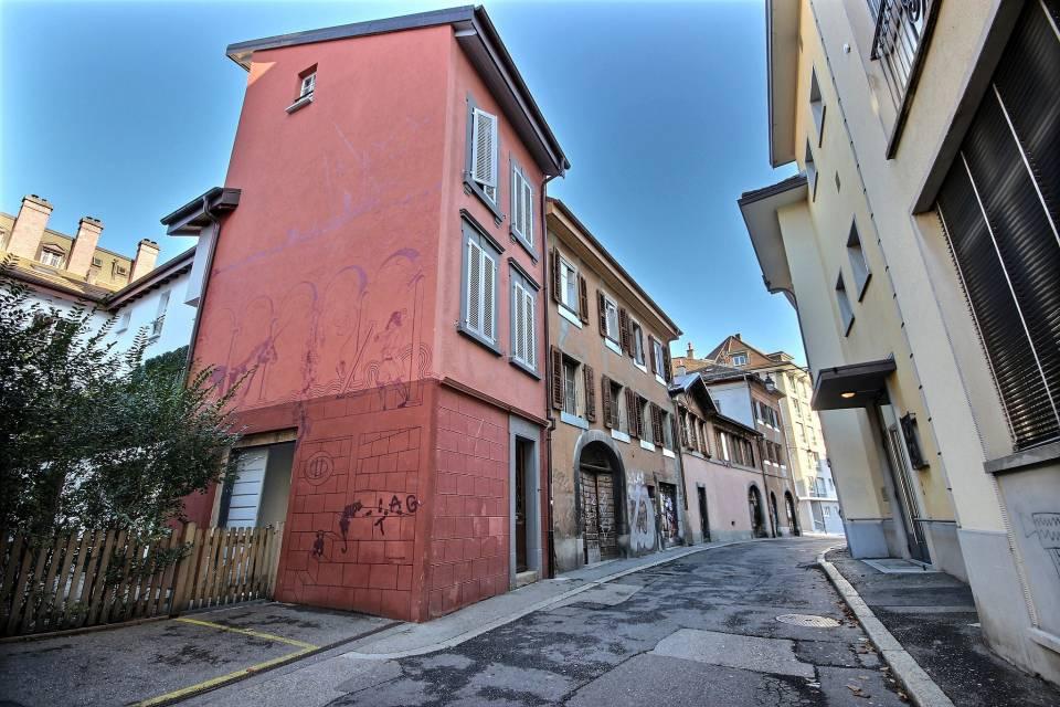 Quartier Buccolique