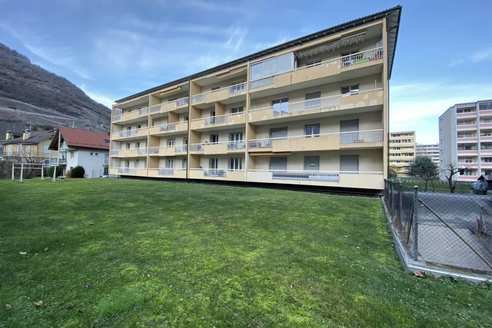 Appartement 4,5 pièces à Fully