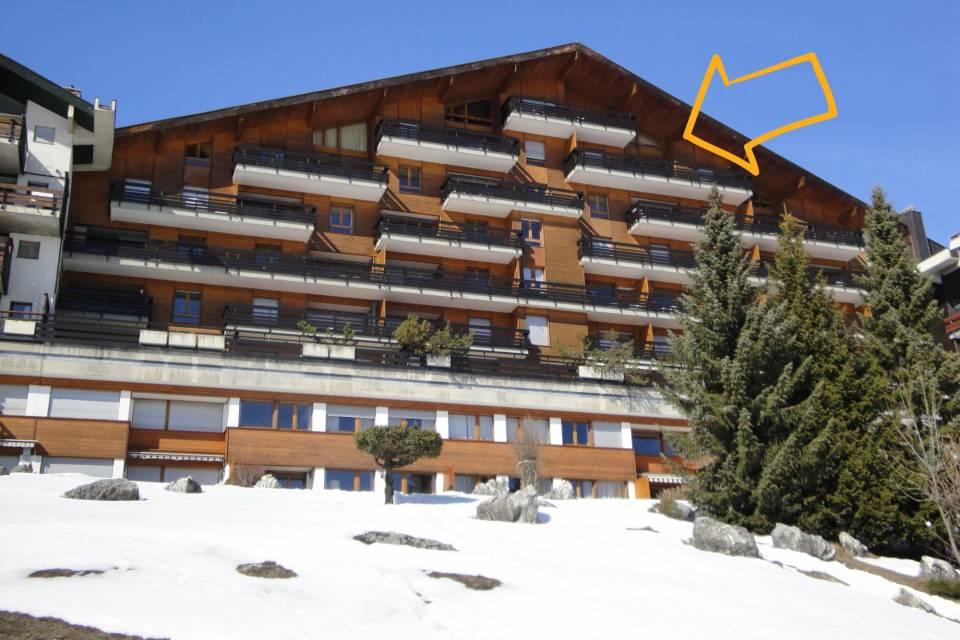 Appartement 5 pièces à Anzère