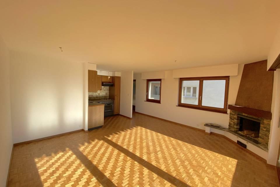Appartement 3.5 pièces à Miège