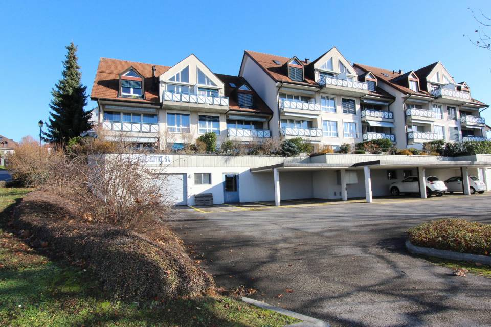 Flat 3.5 rooms in Crissier