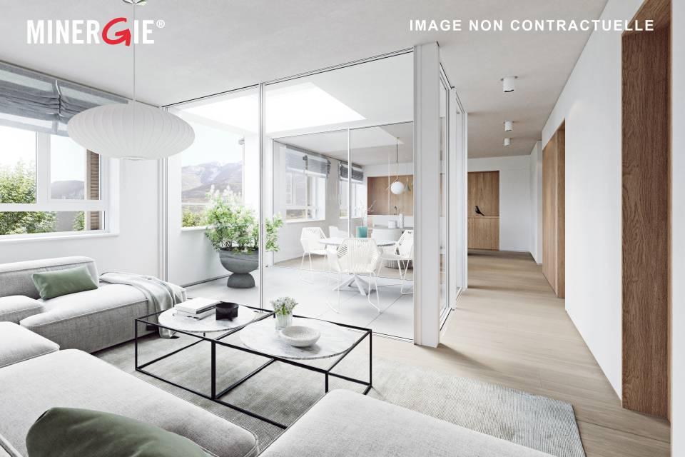 Charrat / Appartement de 4.5 pièces