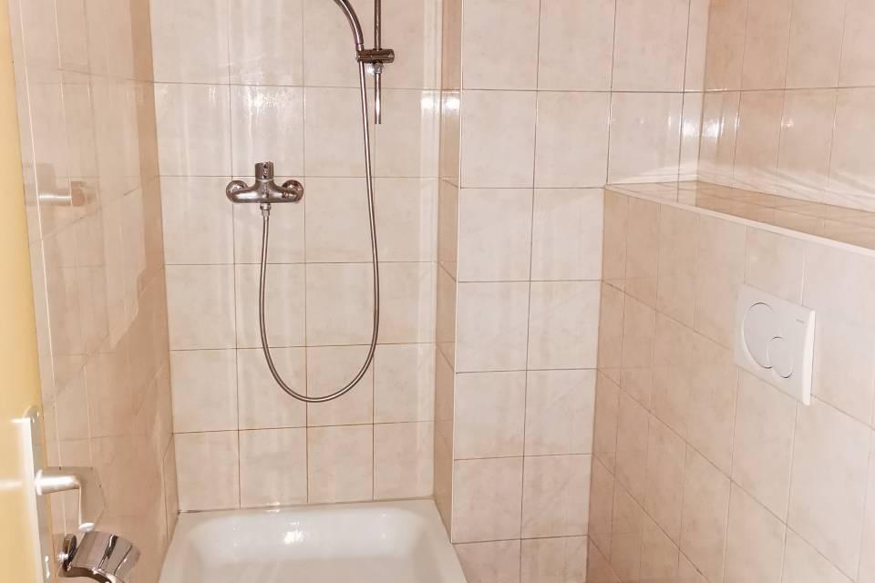 Salle de douche/WC