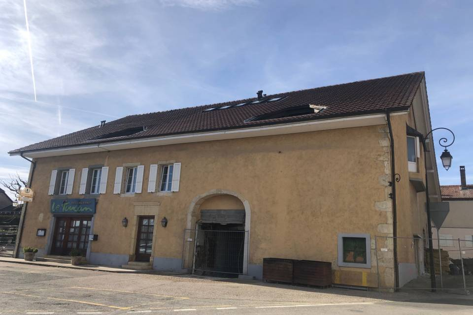 Immeuble locatif à Arnex-sur-Orbe