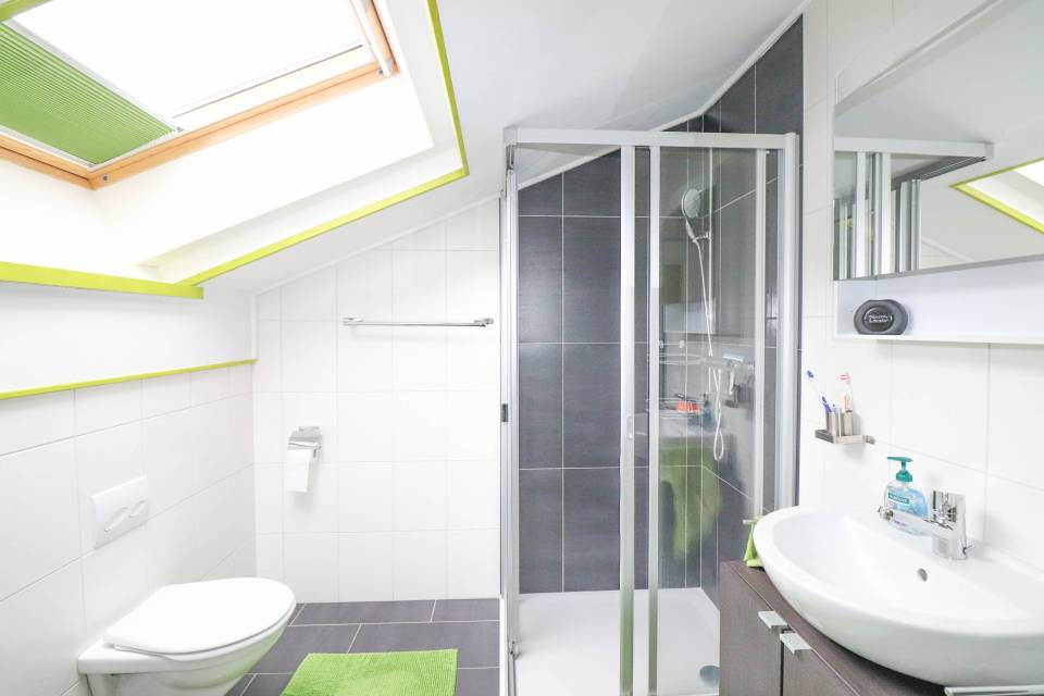 Salle de bain - étage