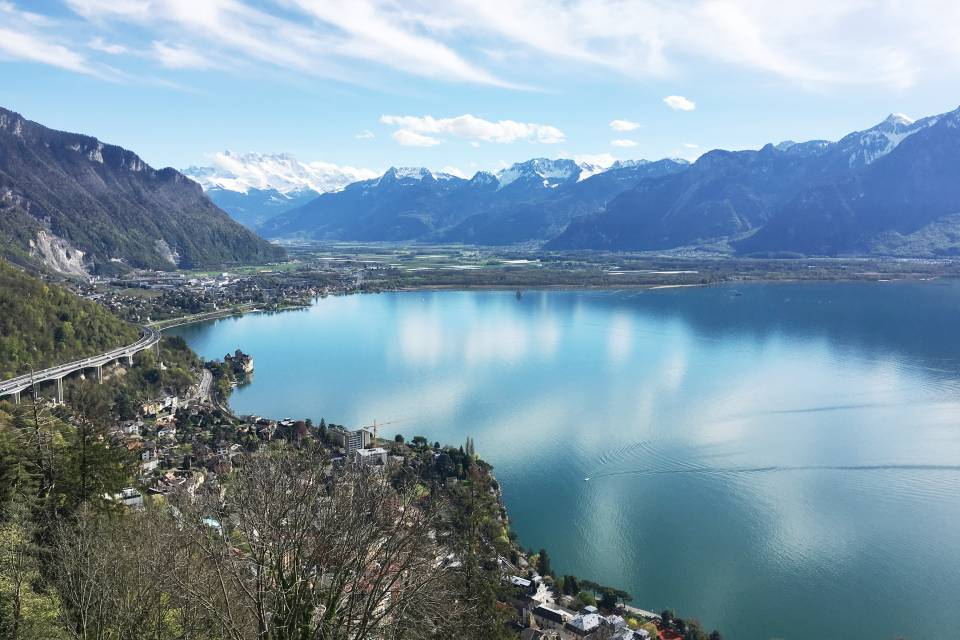 Montreux - Glion / Appartement de 4.5 pièces
