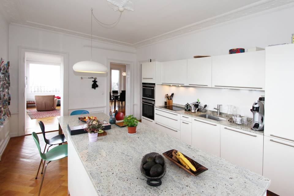 Flat 8 rooms in Lausanne