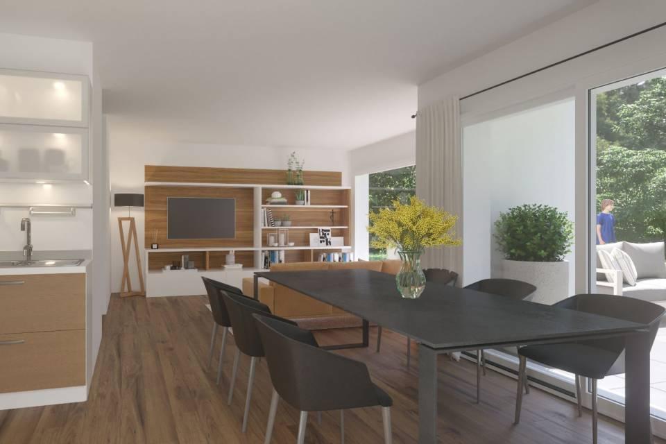 Maison jumelée, 4.5 pièces, 140.00 m2