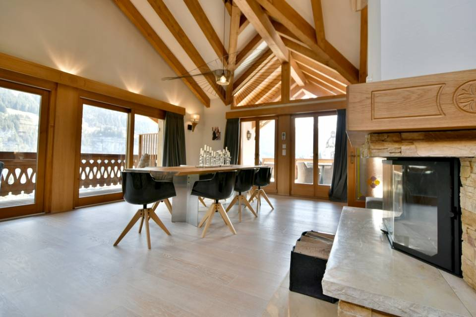 Champéry / Apartment of 4.5 rooms