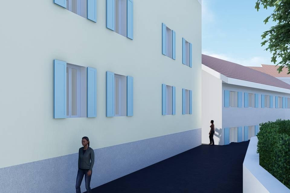Appartement 2.5 pièces à Vouvry