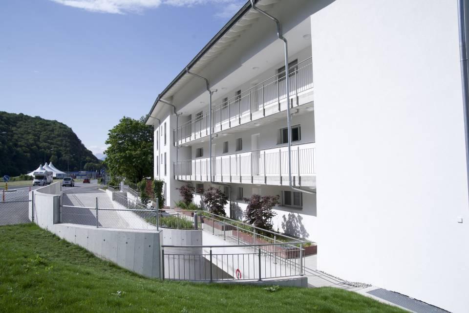 Roche VD / Parc