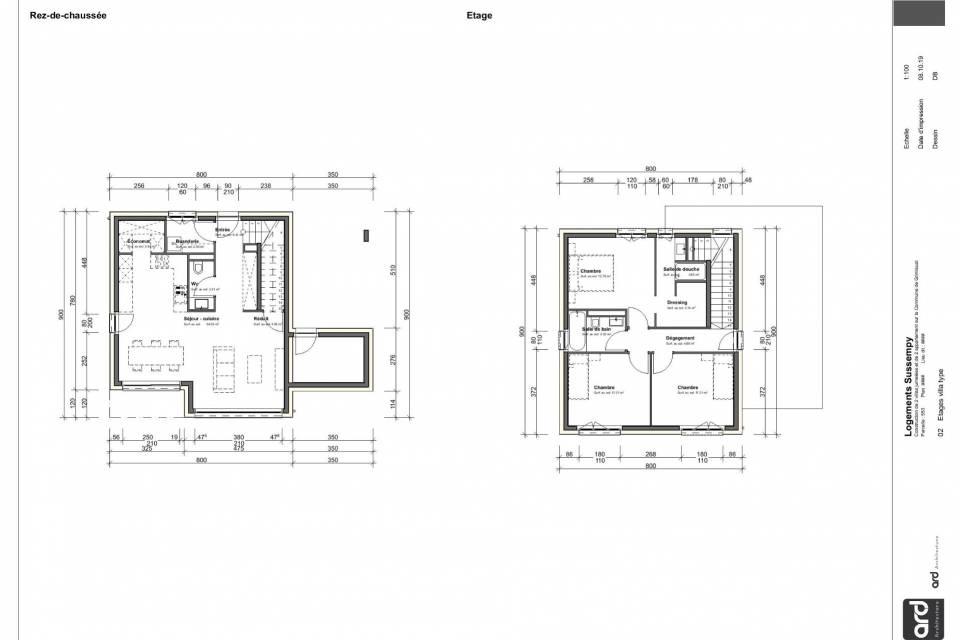 Grimisuat / Maison de 4.5 pièces