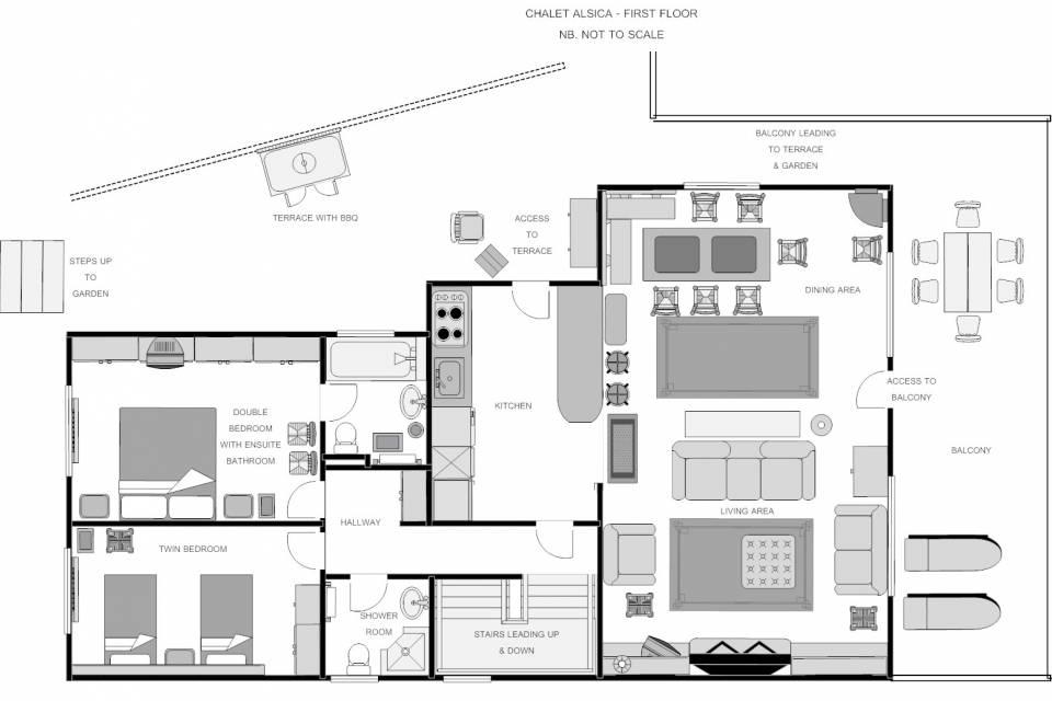 Villa Individuelle 6.5 pièces à Verbier
